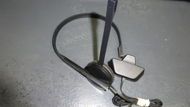MICROSOFT Video Game Accessory HEADSET 1564