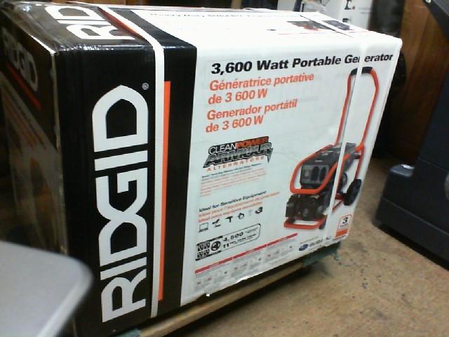 RIDGID TOOLS Generator RD903612A