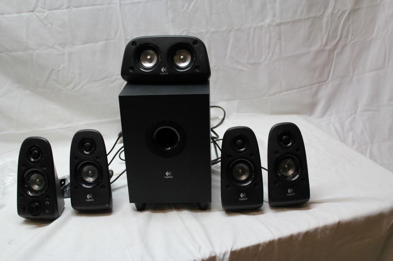 LOGITECH Surround Sound Speakers & System SURROUND SOUND SPEAKER Z506