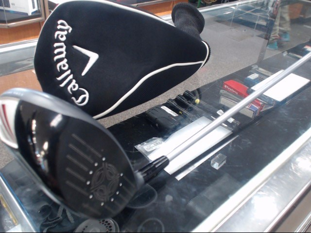 CALLAWAY V XHOT 13.5 HT DRIVER
