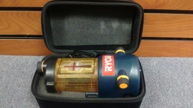 Ryobi Zrell0006 Airgrip Procross Self-leveling Laser