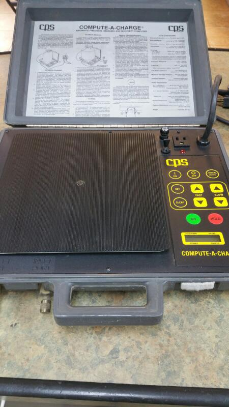 COMPUTE-A-CHARGE Multimeter CC-700