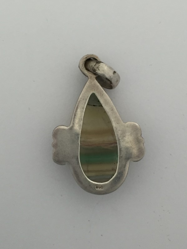 Silver Pendant 925 Silver 10.56g