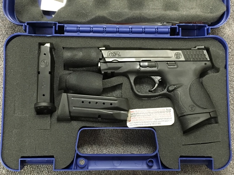 Smith & Wesson - M&P 9C - 9mm