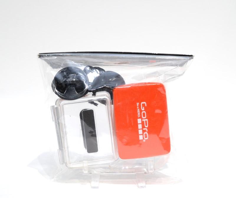 GoPro Hero 3+ Silver Digital HD Camera Wifi Ready Big Bundle>