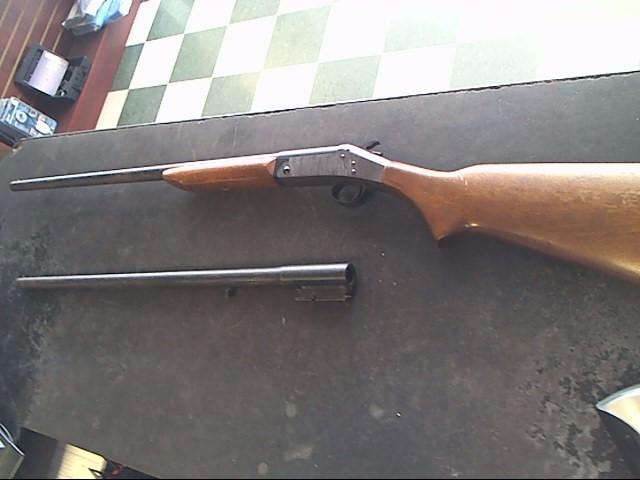 HARRINGTON & RICHARDSON Shotgun TOPPER MODEL 58