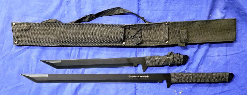 SWORD/ DAGGER COMBO