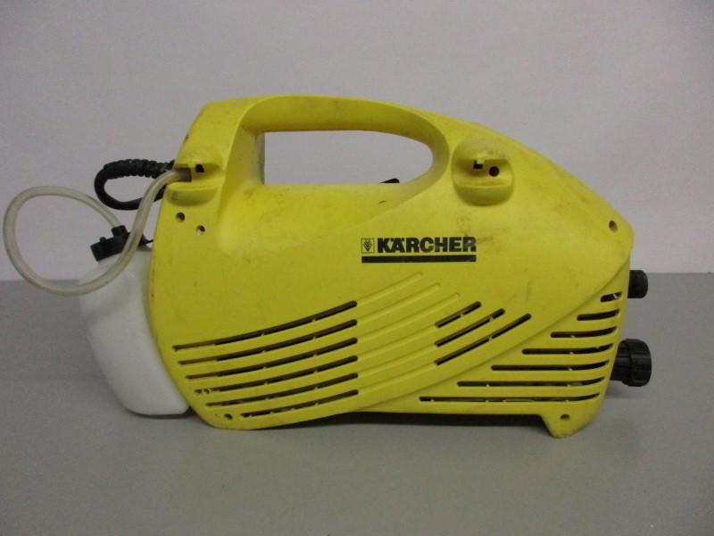 KARCHER K240 ELECTRIC PRESSURE WASHER, UNIT ONLY