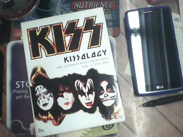 VHS MOVIE Entertainment Memorabilia KISSOLOGY VOL. 3