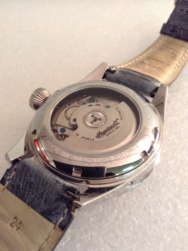INGERSOLL WATCH Gent's Wristwatch IN6901