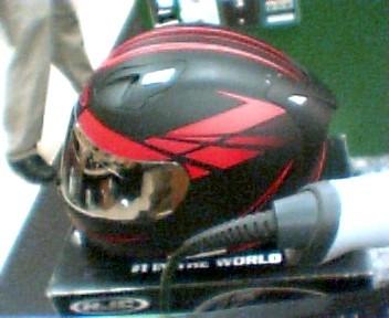 HJC HELMETS Motorcycle Helmet FG-17