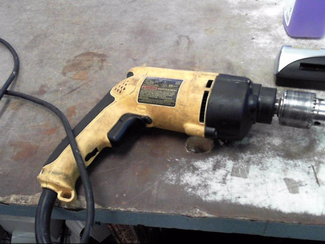 DEWALT Hammer Drill DW511