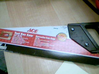 ACE BOX SAW 2094746