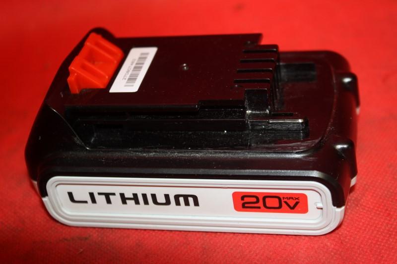 Black & Decker BDCMT120 20v Max Lithium-Ion Matric Cordless Drill Bundle