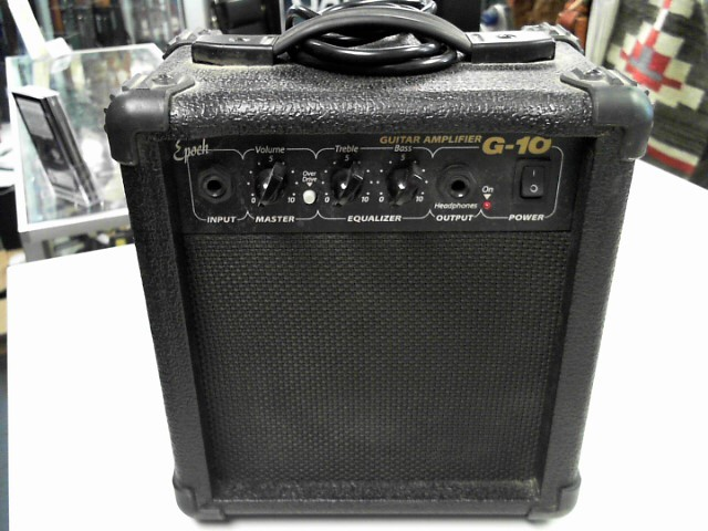 BELCAT Electric Guitar Amp G-10