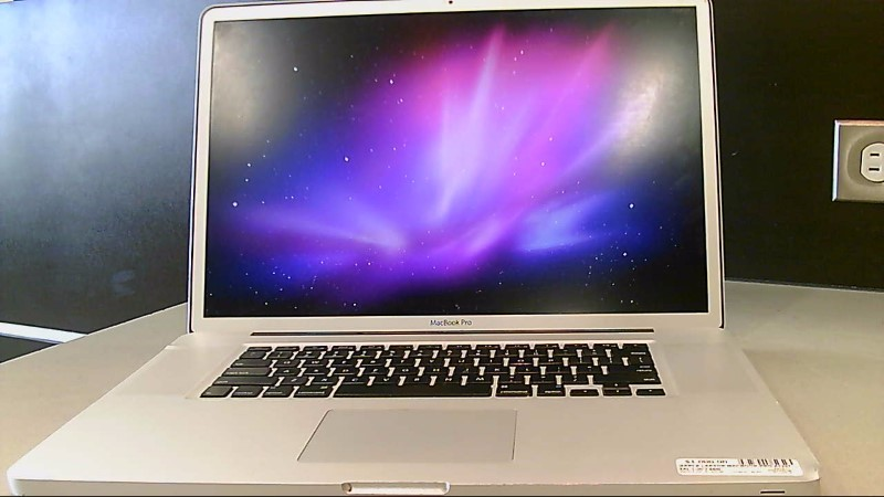 APPLE Laptop/Netbook MACBOOK PRO A1297