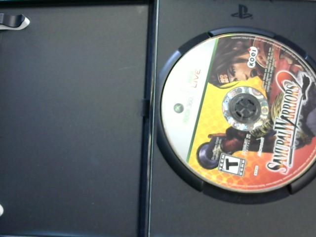 MICROSOFT Microsoft XBOX 360 Game SAMURAI WARRIORS 2