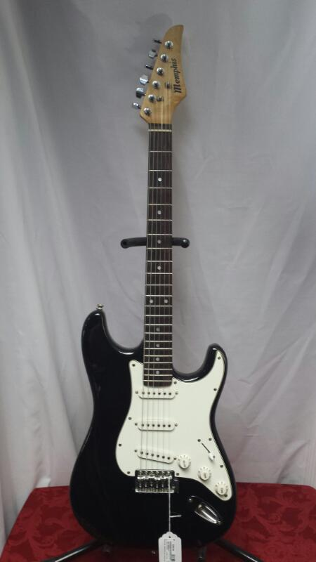 Memphis Electric Stratocaster Copy Guitar