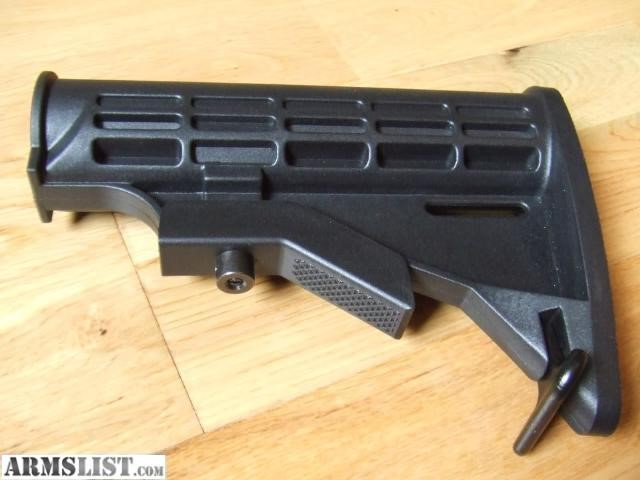 UTG Firearm Parts PRO RIFLE STOCK