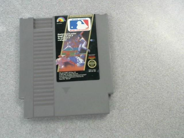 NINTENDO Nintendo 64 Game MAJOR LEAGUE BASEBALL FEATURING KEN GRIFFEY JR