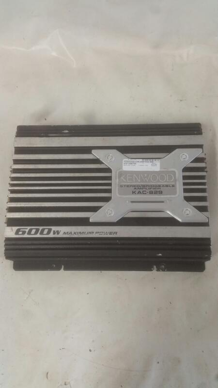 KENWOOD Car Amplifier KAC-829