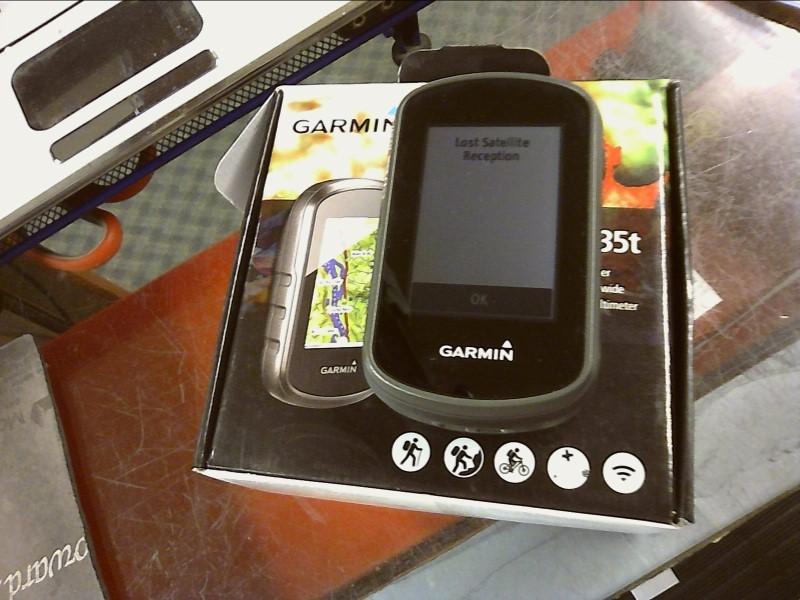 GARMIN GPS System ETREX TOUCH 35T