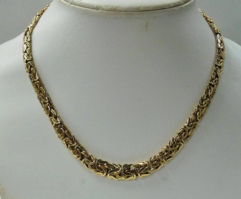 Gold Chain 10K Yellow Gold 11.57dwt