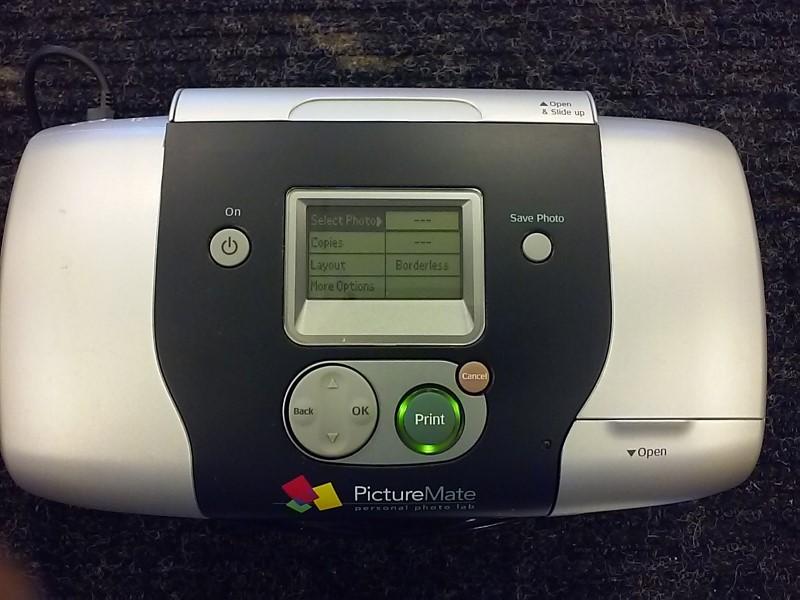 EPSON Printer PICTUREMATE 500
