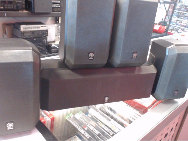 YAMAHA Surround Sound Speakers & System NS-AP2600 SURROUND SPEAKERS