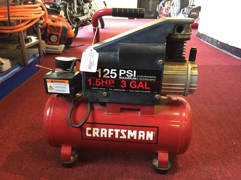 CRAFTSMAN Air Compressor COMPRESSOR MODEL 921.153101