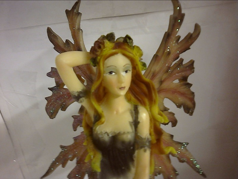 MISC COLLECTIBLES NEW MISC NEW MISC FANTASY GIFTS 1867; FAIRY WITH ROSE