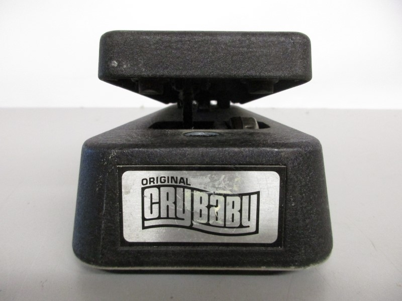 DUNLOP ORIGINAL CRY BABY GCB-95, PARTS/REPAIR