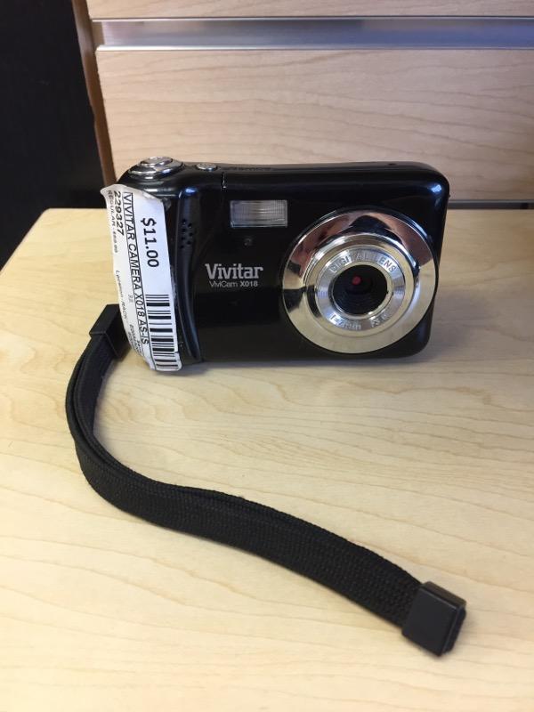 VIVITAR Digital Camera X018