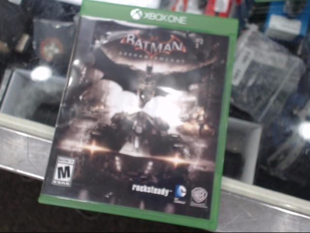 MICROSOFT Microsoft XBOX One Game BATMAN ARKAM KNIGHT - XBOX ONE