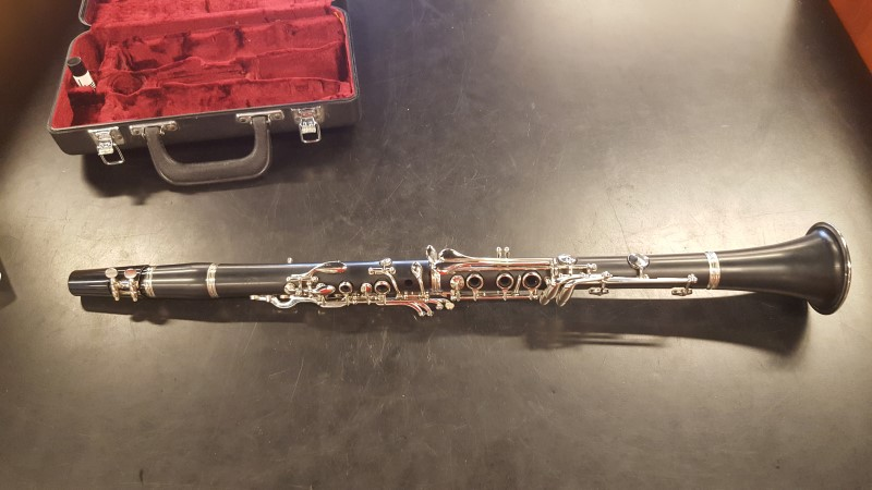 JUPITER INSTRUMENTS Clarinet JCL-631