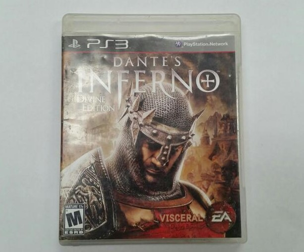 SONY PS3 DANTE'S INFERNO DIVINE EDITION PLAYSTATION 3