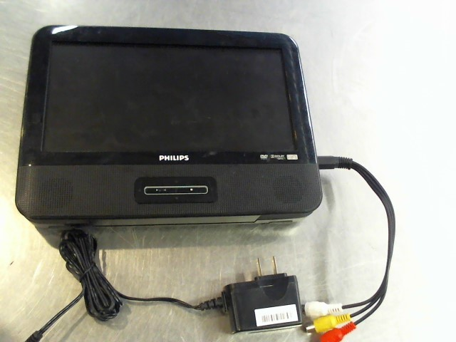 PHILIPS DVD PORTABLE DVD PLAYER