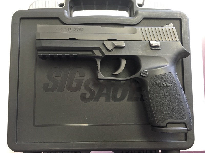 Sig Sauer - P250F - 9MM