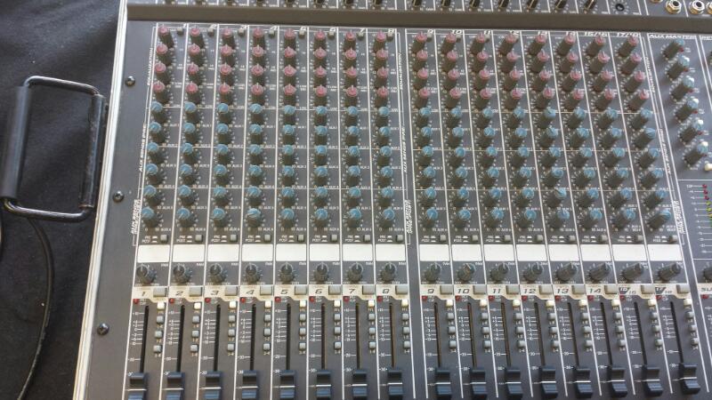 PEAVEY Mixer SRC4018