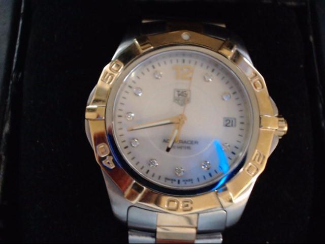 TAG HEUER Gent's Wristwatch WAF1124