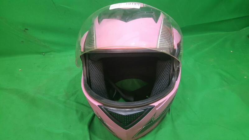 TMS Motorcycle Helmet FMVSS 218
