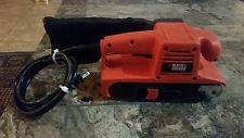 BLACK&DECKER Belt Sander BR400