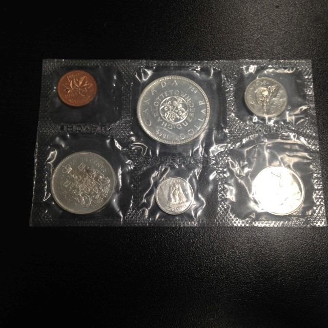 CANADA Proof Set PROOF SET