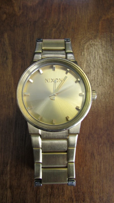 NIXON WRISTWATCH SHOOT TO THRILL
