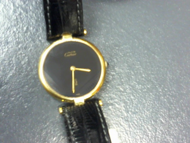 CARTIER Gent's Wristwatch MUST DE 925