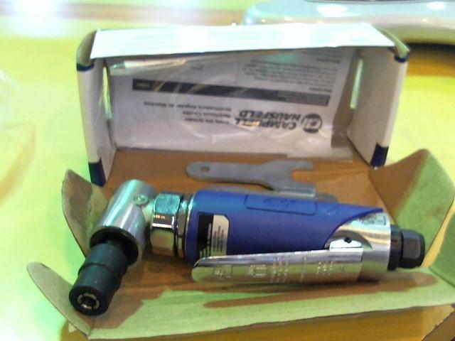 CAMPBELL HAUSFELD Air Grinder TL0541 ANGLE DIE GRINDER