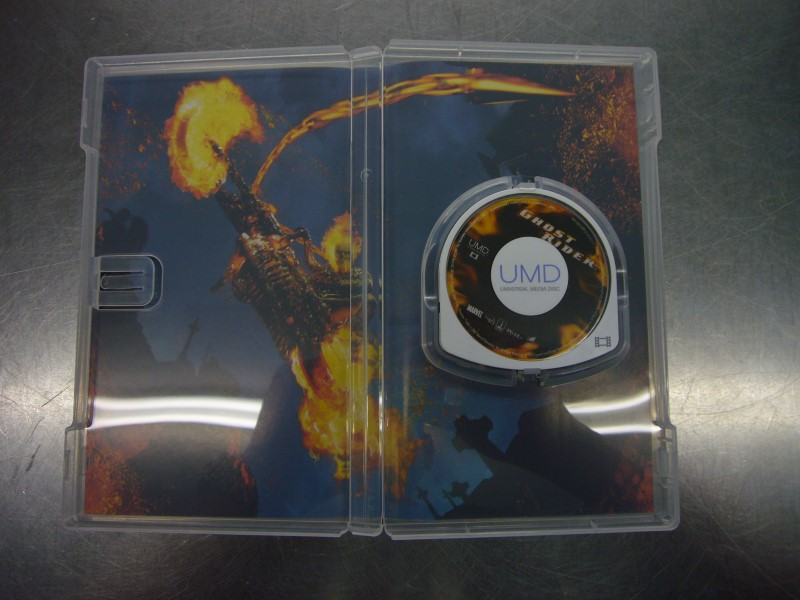 SONY PSP Game GHOST RIDER PSP *UMD VIDEO*