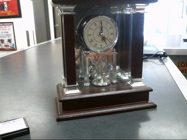 WALLACE SILVERWARE Clock SILVERSMITHS CLOCK