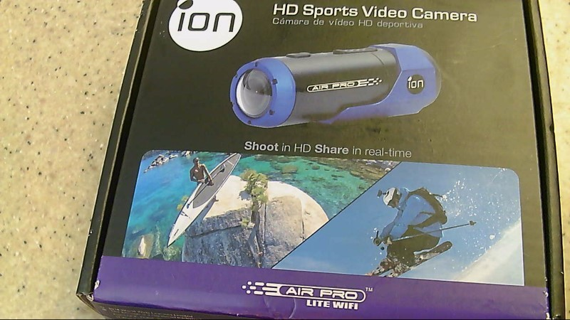 ION HD Sports Video Camera
