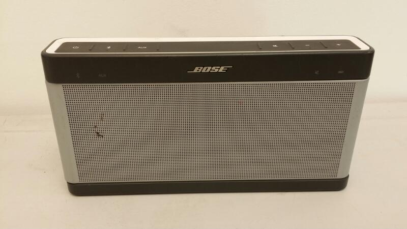 BOSE SOUNDLINK BLUETOOTH SPEAKER 414255]